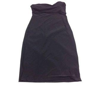 Dresses & Skirts - Women Strapless Dress Black XS